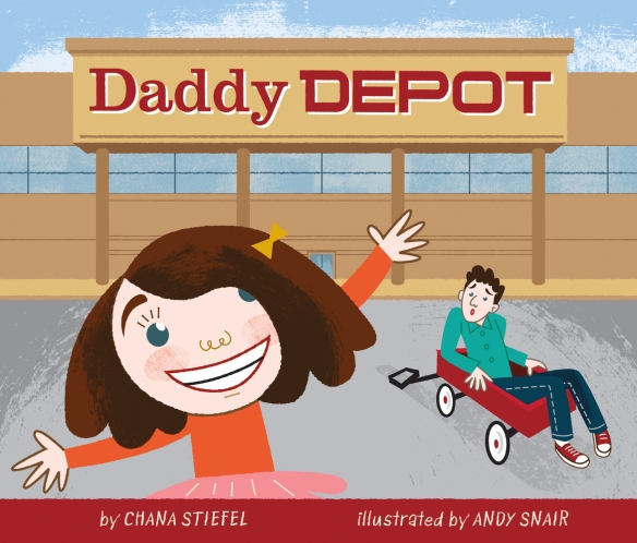 98be585a1268b7  1181  PPBF – DADDY DEPOT by Chana Stiefel and Andy Snair